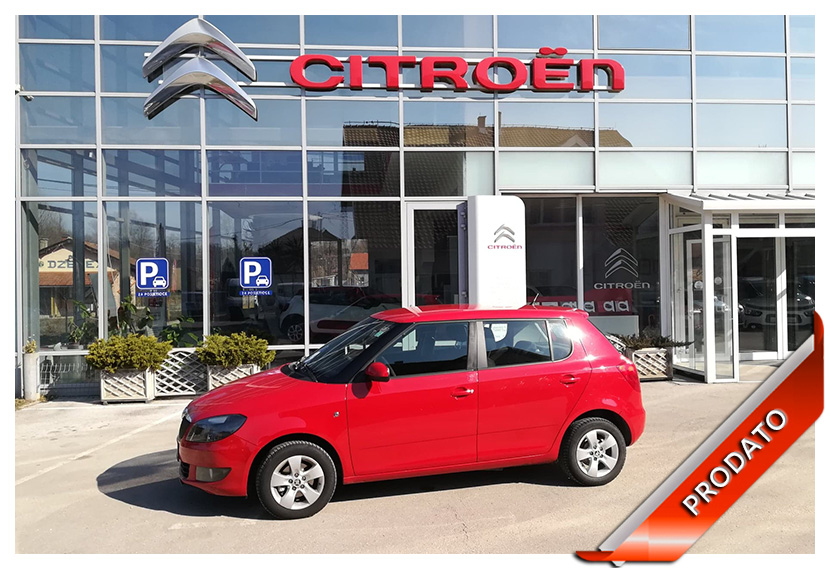 Škoda Fabia 1.2i