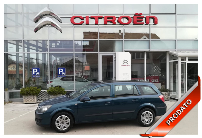 Opel Astra 1.9 CDTi 100