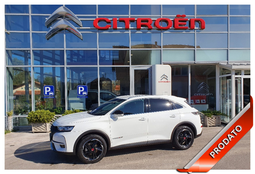 DS7 Crossback Performance