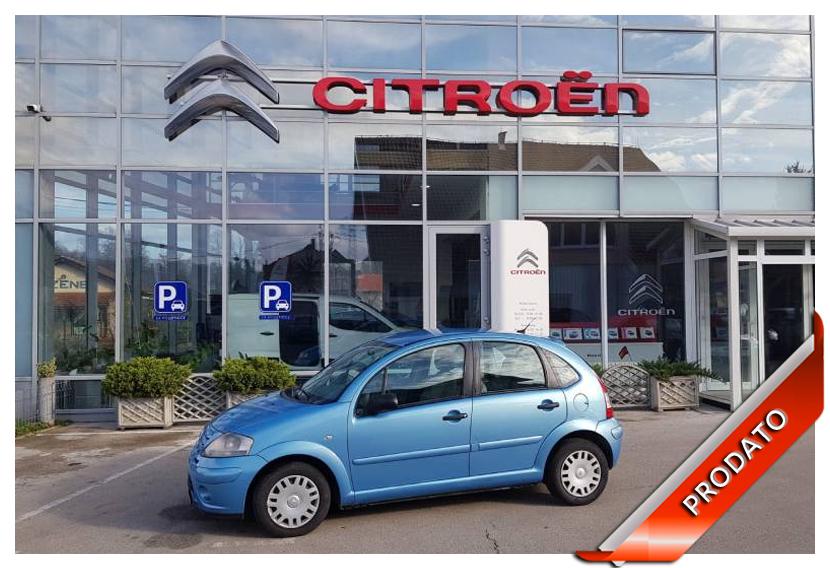 Citroën C3 1.4 i