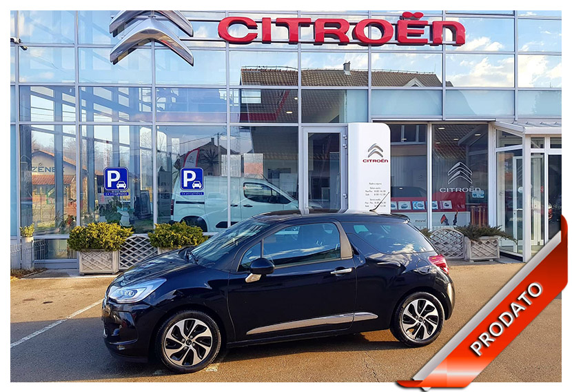 DS3 Sport So Chic 1.6 BlueHDi